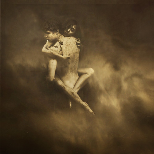 rescuing the wounded by brookeshaden