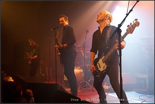 Hannes Irengård, Adam Grahn, Per Andreasson & Jonas Almén / Royal Republic