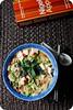 Mushroom & Tofu Noodle Soup III