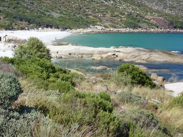Sandy Bay Nudist Beach Cape Town
