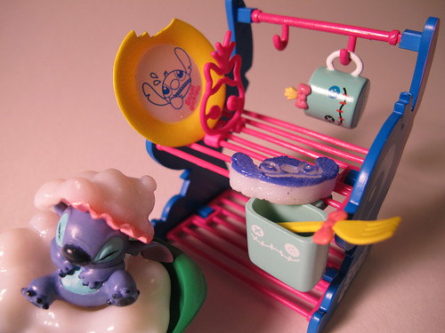 8: Stitch Bubbly Bubble