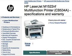 HP = Bad LaserJet Printer & Bad Customer Service
