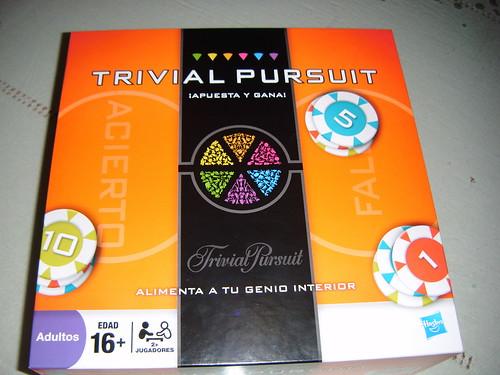 Trivial Apuesta y Gana Caja