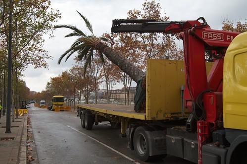 Corte en Ronda Sant Martí con Pont del Treball 06- 09-12-10