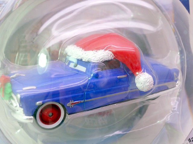 Disney CARS 2010 Christmas doc hudson (2)