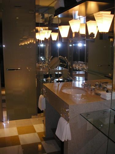 Bathroom, Park Hyatt