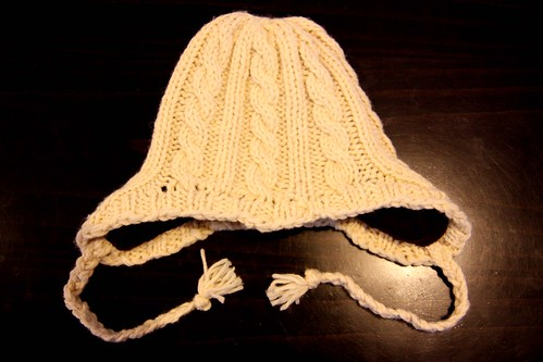 Adult-sized hat