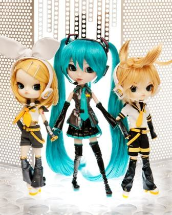 Vocaloid releases due out in April