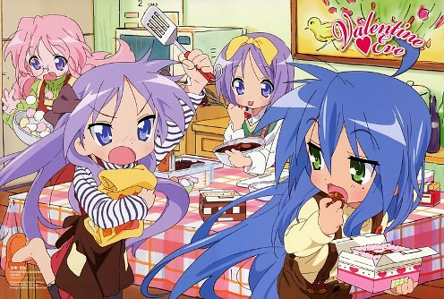 lucky star gals