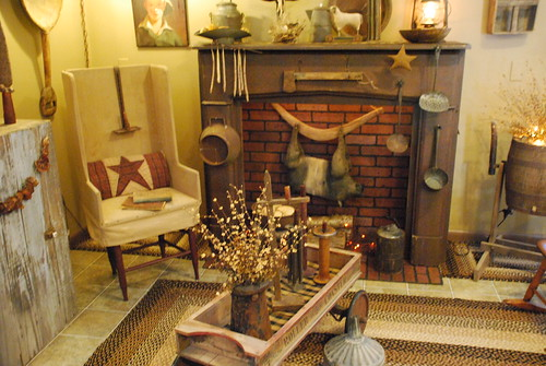 Country Home Decorating Idea Pictures