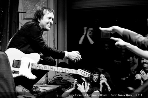 Chuck Prophet & The Spanish Bombs - 12
