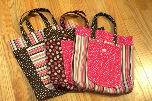 New Leaf Bags -- done!