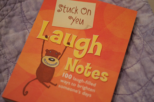 laugh notes