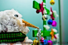christmas decorations at virtusa