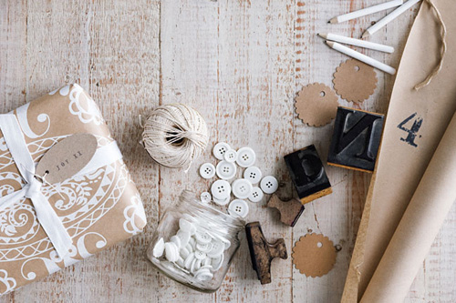 Decorating + Crafting With Homelife