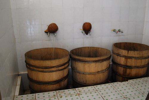 the beautiful bath of 32 herbs