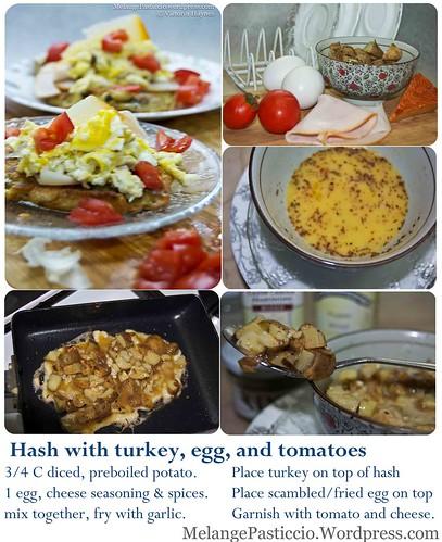 turkey hash lr