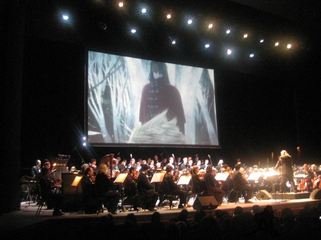 Final Fantasy Distant Worlds Concert - Final Fantasy VII Advent Children