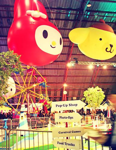 the sanrio carnival