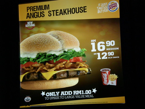 KLIA Burger King