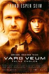 Varg Veum poster Ángeles Caídos