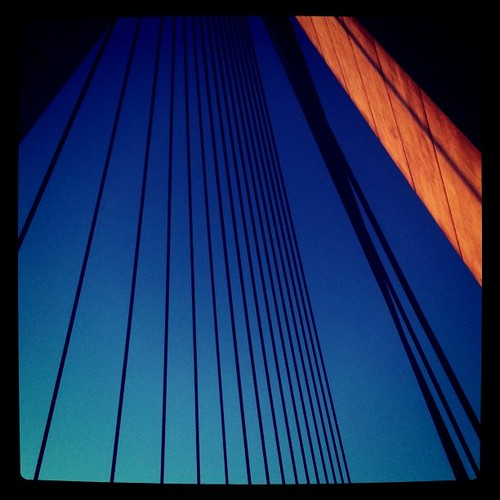 ANZAC bridge abstraction
