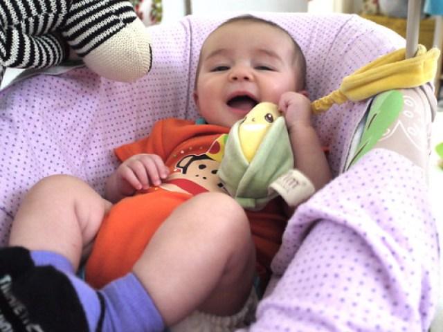 corny smiles