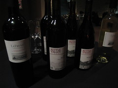 Flavours of BC's Naramata Bench Wine Tasting