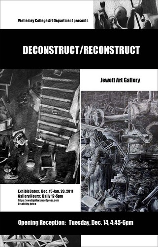 Deconstruct/Reconstruct poster