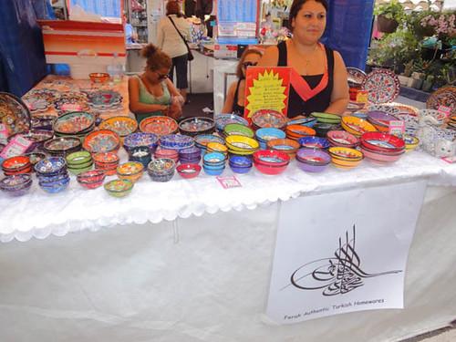 Dulwich Hill Street Fair: Ceramic bowls