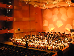 Concert at Orchestra Hall