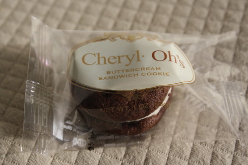 cheryl oh's cookie