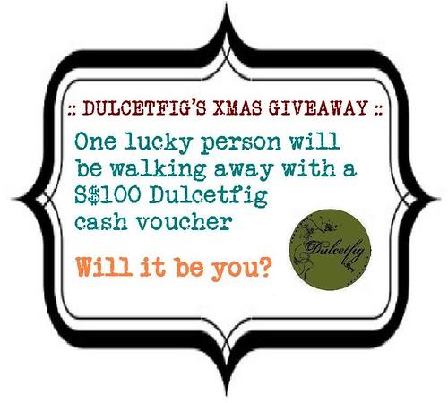 3rd Giveaway Dec 2010