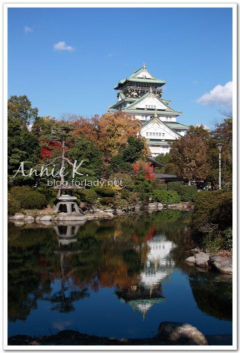 大阪城庭園