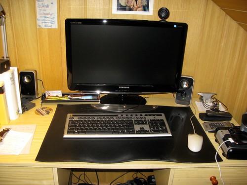 Neuer Monitor