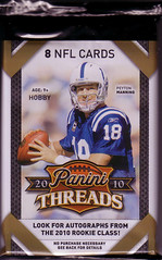 2010 Panini Threads Pack