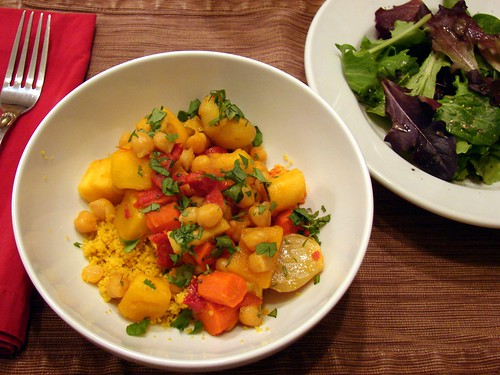 Dinner:  January 9, 2011