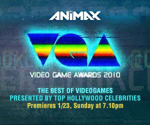 Animax Asia Video Game Awards 2010