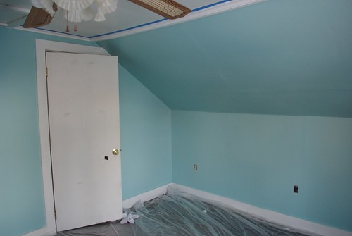 Bedroom - Paint Try #1