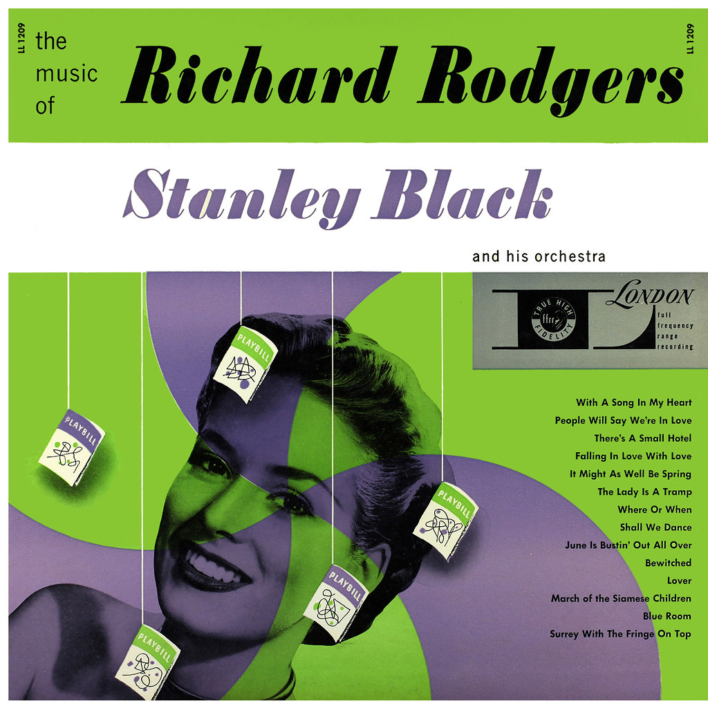 Stanley Black - The Music of Richard Rogers