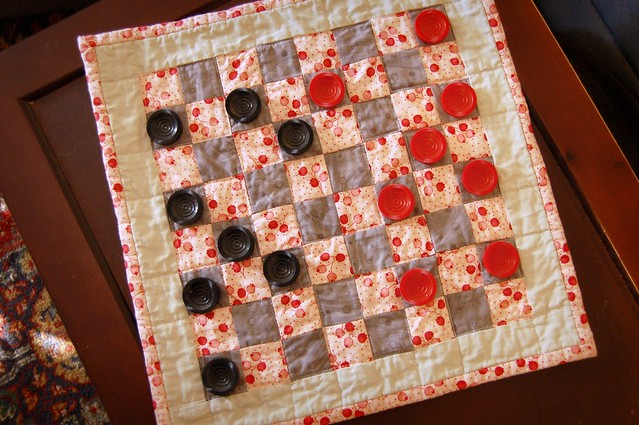 Quilted Checkerboard