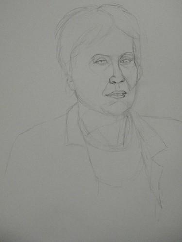 Portrait Course 2011-01-24 # 1