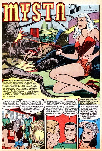 Planet Comics 55 - Mysta (July 1948) 00