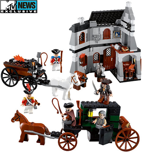 Lego Fluch Der Karibik What The Brick