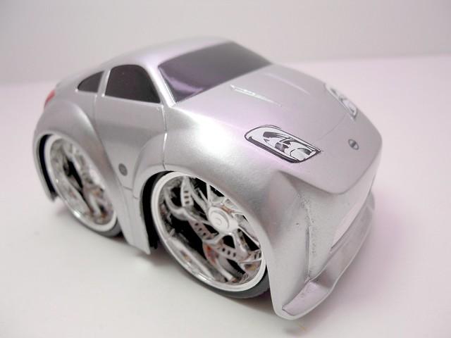 jada toys chub city 2003 nissan 350z (2)