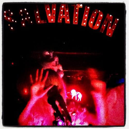 ROBOTANISTS @ Silverlake Lounge 2.14.2011