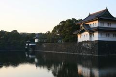 皇居外苑・桔梗門(The Outer Garden of Tokyo Imperial Palace)