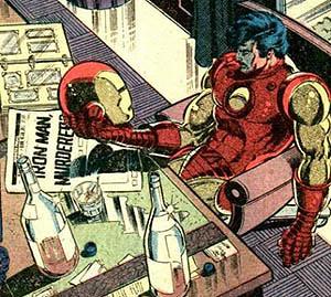 Dependência Química - Homem de Ferro