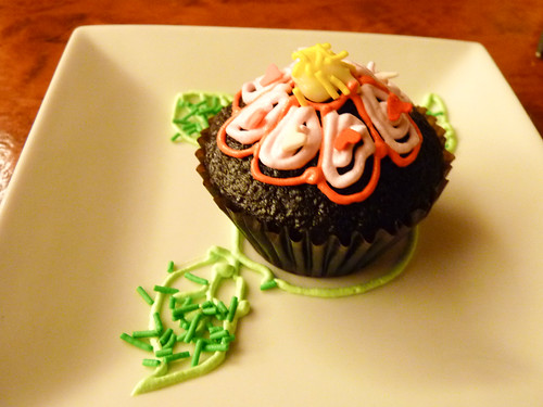 My Cupcake Design at Max's Corner Bakery