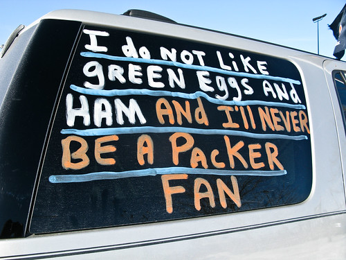 Packers vs Bears - NFC Championship Game by eytonz, on Flickr